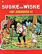 Het zoemende ei by Willy Vandersteen