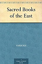 Sacred Books of the East by F. Max Müller