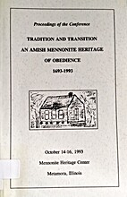 Tradition and Transition : Proceedings of…