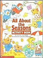 All About the Seasons Activity Book by Tara…