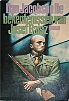 The Confessions of Josef Baisz by Dan…