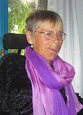 Author photo. Ursula Eggli