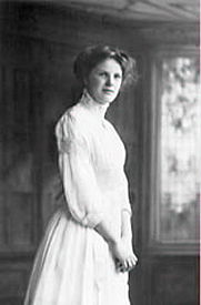 Author photo. 1913