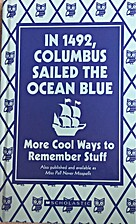 In 1492, Columbus sailed the ocean blue more…