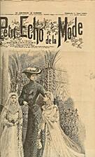 Le Petit Echo de la Mode, Issue 9, March 1,…