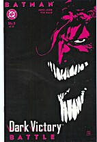 Batman: Dark Victory # 8 by Jeph Loeb