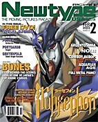 Newtype USA Vol. 2 No. 2 by Kimberly Guerre
