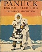 Panuck: Eskimo sled dog by Fred Machetanz