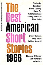 The Best American Short Stories 1966 by…