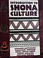 Introduction to Shona culture