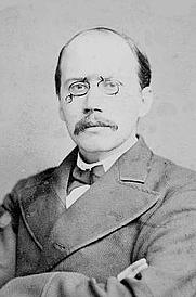 Author photo. Credit: Frederick Gutekunst, ca. 1870s (LoC Prints and Photographs, LC-USZ62-134028)