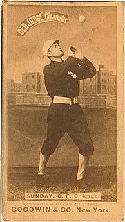 Author photo. Baseball card, circa 1887-1890 <br>(Benjamin K. Edwards Collection,<br> LoC Prints and Photographs Division, <br>LC-USZ62-131165)