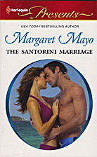 The Santorini Marriage by Margaret Mayo