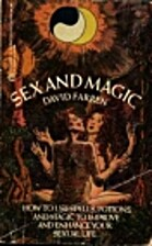 Sex and Magic by David Farren