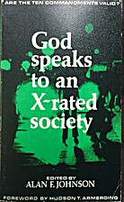 God speaks to an X-rated society: are the…