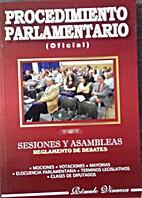 Proceso Parlamentario by Romulo Vinueza