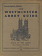 The Westminster Abbey Guide by Mrs. A.…