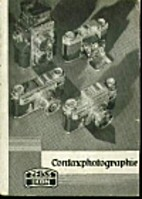Contaxphotographie : Zeiss Ikon…