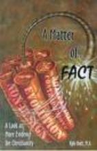 Matter of Fact by Kyle Butt
