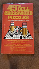 DELL CROSSWORD PUZZLES #45 by Rosalind Moore