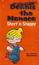 Dennis the Menace SHORT AND SNAPPY (Fawcett…