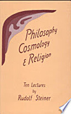 Philosophy, Cosmology, and Religion: Ten…