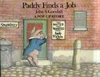 Paddy Finds a Job: A Pop-Up Story by John S.…