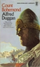 Count Bohemond by Alfred Duggan