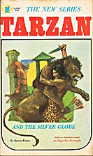 Tarzan and the Silver Globe by Barton Werper