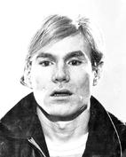Andy Warhol by John Coplans