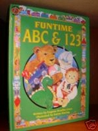 Funtime ABC & 123 (Honey Bear Books) by…