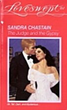 The Judge and the Gypsy by Sandra Chastain