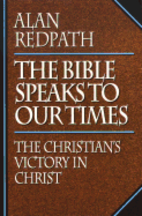 The Bible Speaks to Our Times: The…