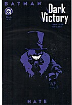 Batman: Dark Victory # 6 by Jeph Loeb