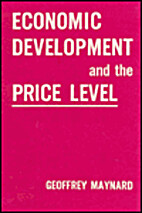 Economic development and the price level by…