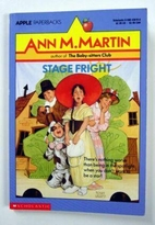 Stage Fright (An Apple Paperback) by Ann M.…