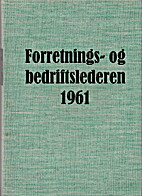 Forretnings- og bedriftslederen 1961 by…