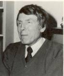 Author photo. Leo Beek alias Jan van Marxveldt