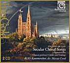 Lieder und Gesange (Secular Choral Songs) by…