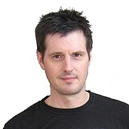 Author photo. Jason Collingwood