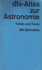 dtv-Atlas Astronomie by Joachim Herrmann