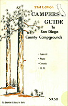 Campers Guide San Diego County by Leander…
