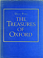 The treasures of Oxford by David Piper