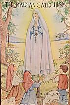 The Marian catechism by Robert Joseph Fox