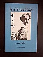 José Soler Puig: el narrador by Aida Bahr