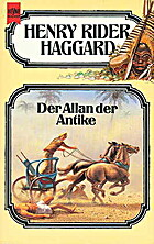 The Ancient Allan by H. Rider Haggard