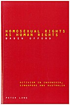 Homosexual Rights as Human Rights by Baden…