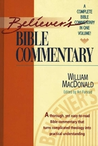 Believer's Bible Commentary [BELIEVERS…