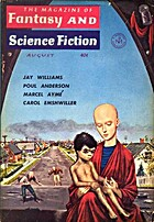The Magazine of Fantasy and Science Fiction,…
