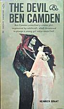 The devil and Ben Camden by Heinrich Graat